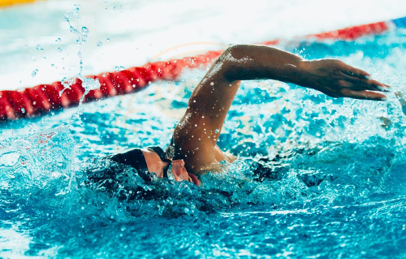Crossfit entrenamiento de natacion