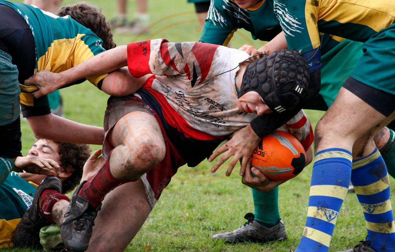 Crossfit entrenamiento de rugby